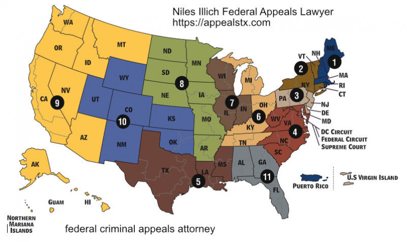 Federal Criminal Appeals Law Office-Federal Criminal Appellate Law Office